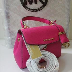 fb1e0d637379 MICHAEL Michael Kors Bags - Michael Kors Raspberry Pink Mini XS Ava  Crossbody